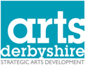 derby arts partnership logo